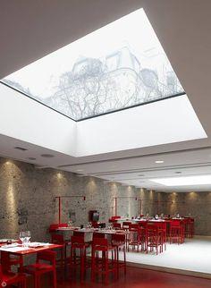 Sveriges Arkitekter - Restaurang Buco Nero, Stockholm