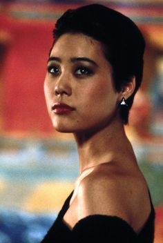 "Ariane in ""Year of the Dragon"" (1985). DIRECTOR: Michael Cimino."