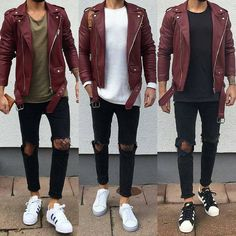 Yes or No?  Via @gentwithstreetstyle  Follow @mensfashion_guide for more! By @massiii_22  #mensfashion_guide #mensguides