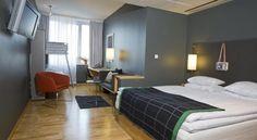 Mornington Hotel, Bromma (Sweden). LA LITERAL folding beds.