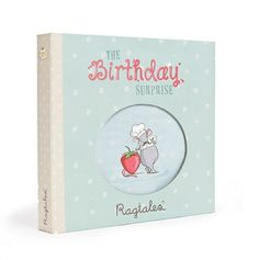 Ragtales Soft Book - Birthday Surprise