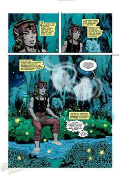 Exclusive Preview: ELFQUEST FINAL QUEST #11 - Comic Vine