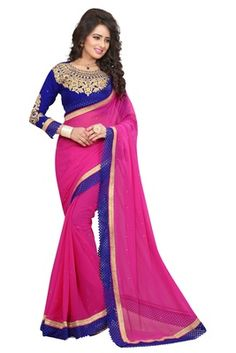 Buy Online Indian Latest Designer Silk Saree Bollywood sari, Party Wear saree, Ruffle Saree, Wedding Saree traditional sarees, The Best place to pick up the ethnicity of most ancient elegant Indian wear! With the range of Indian sarees 2019 Fancy Sarees, Party Wear Sarees, Saree Collection, Designer Collection, Designer Silk Sarees, Bollywood Saree, Traditional Sarees, Georgette Sarees, Half Saree