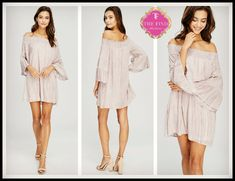 Avery Off the Shoulder Dress