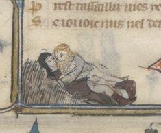 Sex with a nun in Middle Ages. Bibliophilia @Libroantiguo 26 de jul.  Bibliothèque nationale de France, Français 25526 (Roman de la Rose, France 14th century). pic.twitter.com/jrbK17ZQgk