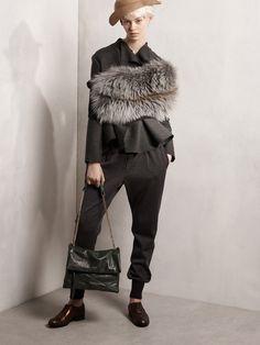 [No.5/28] LANVIN 2014年プレフォールコレクション   Fashionsnap.com
