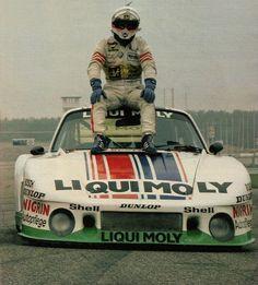 Manfred Winkelhock - Porsche
