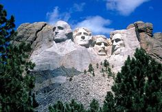 Mount Rushmore, South Dakota, USA