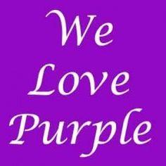 Purple love :-)