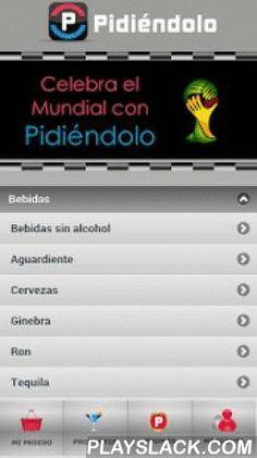 Pidiendolo  Android App - playslack.com , Pidiéndolo, la forma más efectiva, rápida y confiable de pedir domicilios desde tu dispositivo móvil. Pidiéndolo te localiza. Pide todo lo que necesites de la forma más rápida y sencilla. Encuentra productos de supermercado, bebidas, farmacia y otros. Pide en línea -o llama- a través del app y en pocos minutos encuentra los mejores precios y promociones. Inicialmente sólo en Bogotá.