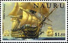 WNS: NR005.05 (Battle of Trafalgar Part 1 - HMS Victory)