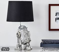Star Wars™ R2-D2™ Lamp #pbkids
