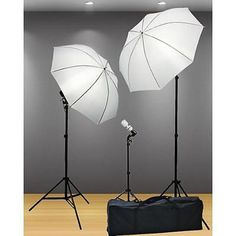 Photography-Studio-Lighting-Kit-Professional-Light-Stands-Umbrella-3-point-New