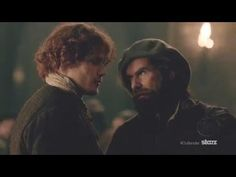 Because everyone needs a Murtagh. Credit for this lovely thing goes always to my sister Julia LeBlanc. Credit for content goes to Starz and Murtagh's fantast...