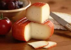 Cheese Mahon Menorca  Spain