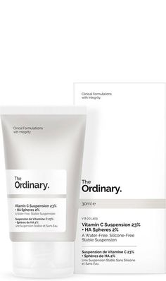 The Ordinary The Ordinary Vitamin C Suspension 23% HA Spheres 2% 30 ml