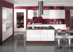 We share with you kitchen design ideas, modern kitchen designs, new kitchen designs.