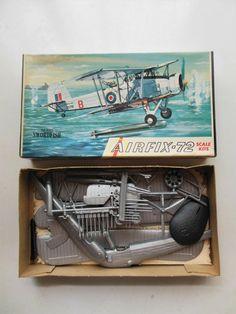 Fairey Swordfish, Airfix Models, Airfix Kits, Army Men, Model Airplanes, Plastic Model Kits, Ho Scale, Royal Navy, Classic Toys