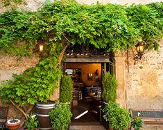 Italy Photography Cafe Photograph Garden by DeepLightPhotography, $30.00