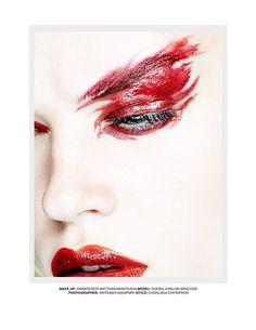 Photographer: Kritsada Hasapark Model: Guoda Jukneviciute @ Wilhelmina One Thailand Make up: Fern Warathtaya Watthanamanthana Styling: Chonlada Chitniphon Photographer's Assistant: Wanlop Banchuen Artto Nipon