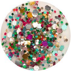 Deborah Lippmann Nail Polish - Happy Birthday ($24) ❤ liked on Polyvore featuring beauty products, nail care, nail polish, filler, makeup, beauty, backgrounds, circle, round and circular