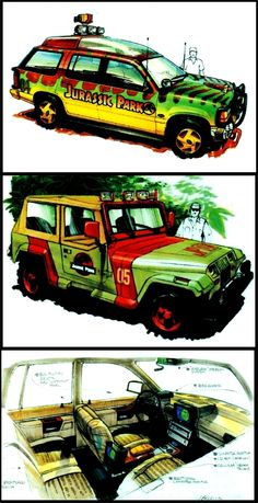 3 of the jeep John Bell's original design