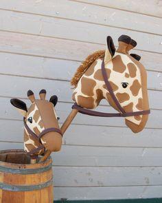 Stick Giraffe Toddler Size MADE to ORDER by RusticHorseShoe, $53.15