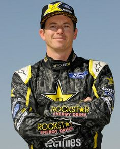 Tanner Foust.  Mad skills, super-cool guy.  I make no apologies for my man-crush. :)))