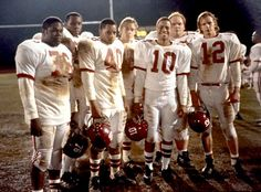 Remember the Titans (2000) MY FAVORITE MOVIE!!!!!