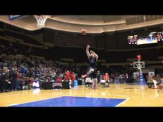Tyler Inman's Winning Dunk from the NABC-NAIA Men's Basketball Dunk Contest, presented by Rawlings