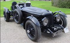 1933/36, 5-litre six-cylinder super-charged Armstrong Siddeley Special