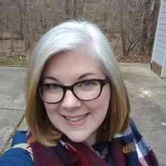 """59 Likes, 17 Comments - Michelle M. (@acommon_life) on Instagram: """"Almost nine months of growing out my natural hair color!  #nofilter #gray #grayhairdontcare…"""""""