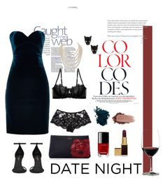 """Blue Velvet & Hint of Wine 