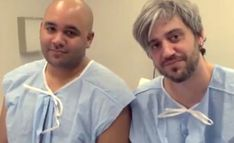 Christian Dads Experience What It Feels Like To Give Birth