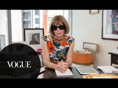 Anna Wintour on Brooklyn, the Rumors, and the One Thing She Will Never Wear – 73 Questions - YouTube