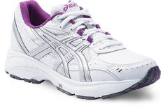 The ASICS GEL-Foundation Walker has been designed for the consumer who requires greater levels of stability from their walking shoe.