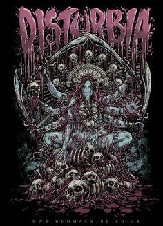 Disturbia Kali