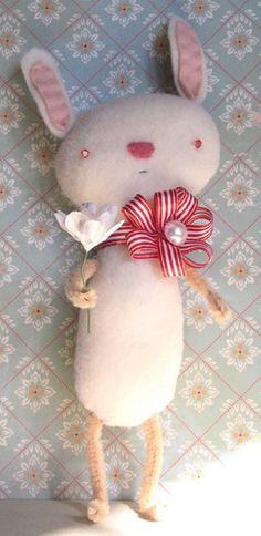 Susan Mitchell bunny