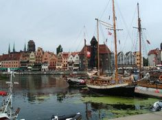 Gdansk, Poland   - Explore the World with Travel Nerd Nici, one Country at a Time. http://TravelNerdNici.com