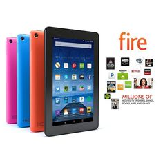 Amazon Fire Tablet Giveaway ~ http://steamykitchen.com