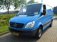 Van MERCEDES-BENZ Closed Van SPRINTER 311 CDI