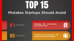 When venturing into uncharted territory, such as a new startup, it pays to to listen to those who've been there. Avoid these startup mistakes.
