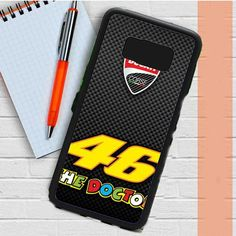 Valentino Rossi Doctor Grey Samsung Galaxy S8 Plus Case Casefreed