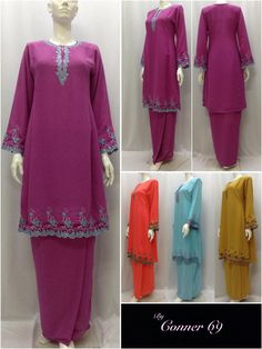 Image result for baju kurung pahang