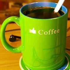 Café: a gente curte e compartilha com os amigos!