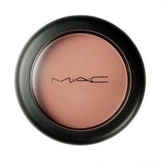 MAC Gingerly blush. This blush is my fall staple for my makeup!