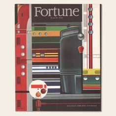 Fortune 1948 cover