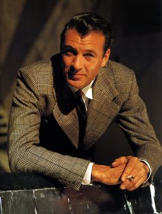 Here you will find an exhaustive collection of articles, pictures, and many other items about classic film actor Gary Cooper Old Hollywood Movies, Old Hollywood Stars, Hooray For Hollywood, Old Hollywood Glamour, Hollywood Actor, Golden Age Of Hollywood, Classic Hollywood, Vintage Hollywood, Gary Cooper