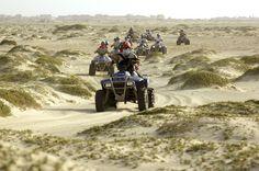 Raid por las dunas, Cabo Verde