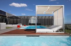 Contemporary Dreams - contemporary - pool - melbourne - Rolling Stone Landscapes